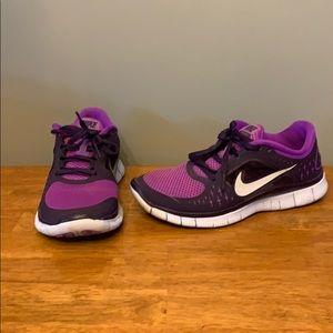 Nike Free 5.0  Running Shoes Women's 6